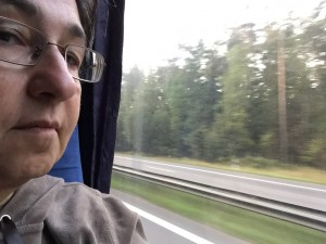 Bus trip to Skuodas